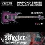 シェクター SCHECTER / Hellraiser C-1FR TPB パープル(紫) ヘルレイザーC1 フロイドローズ ダイヤモンドシリーズ 送料無料