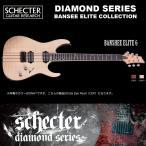 シェクター SCHECTER / BANSHEE ELITE 6 AD-BS-EL キャッツ・アイ・パープル(CEP) バンシー エリート 6 ダイヤモンドシリーズ エレキギター 送料無料