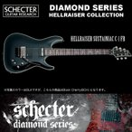 シェクター SCHECTER / Hellraiser Sustainiac C-1FR BCH ヘルレイザー・サステイニアック C1 ブラックチェリー ダイヤモンドシリーズ エレキギター送料無料