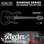 シェクター SCHECTER / Hellraiser C-1 BLK ヘルレイザーC1 ダイヤモンドシリーズ 送料無料