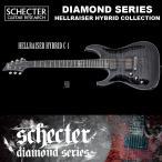 シェクター SCHECTER / HELLRAISER HYBRID C-1 Left レフトハンド(左利き用) ヘルレイザー・ハイブリッド ダイヤモンドシリーズ エレキギター 送料無料