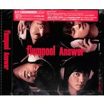 flumpool Answer B盤 邦楽 CD 送料無料 /