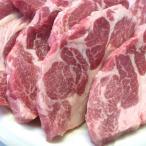 焼き肉 ジンギスカン 羊肉 生ラム 肩ロース 500g 冷蔵チルド・真空パック 自家製タレ付属 (BBQ バーべキュー)焼肉