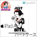 Decal Girl ディズニープリンセス 白雪姫 iPad air専用ハードケース/ワンバイト/ アップル キッズ 軽量カバー 保護ケース 子供用カバー