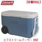 Coleman 3000004025 Cooler 62Qt Whld Blue Wht Wht 5862 141 並行輸入