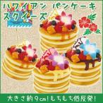 スクイーズ Sammy in HAWAII ハワイアン パンケーキ 低反発 Squishy ホットケーキ 食品サンプル おもちゃ もちもち やわらか 癒しグッズ かわいい 果物 フルーツ