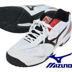 ミズノ テニスシューズ ブレイクショットOC 砂入り人工芝&クレー仕様 61GB1741 靴