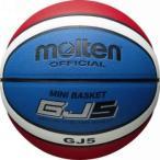 モルテン バスケットボール GJ5 5号球 取寄