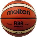 モルテン バスケットボール GL7X 7号 国際公認球・検定球 オレンジ×アイボリー BGL7Xメンズ