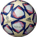 「アディダス サッカーボール 4号球 検定球 フィナーレルシアーダ 2020-2021シーズン UEFA チャンピオンズリーグ AF4401BRW」の画像