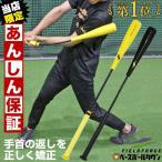 野球 練習 トレーニングバット インサイドアウトバット 硬式 軟式 ソフト 実打可能 バッティング FIOB-8355 フィールドフォース