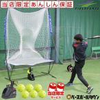 トスマシン 専用ネット 穴あきボール6個セット 高さ調節可 オートリターン 野球 FTM-262AR2 フィールドフォース