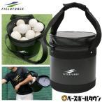野球 エナメルボールケース 軟式野球ボール 3ダース収納可 ボールバッグ FBC-36 フィールドフォース