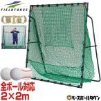 毎日あすつく フィールドフォース 2×2m ハイ&ワイド バッティングネット 硬式野球 軟式野球 ソフトボール対応