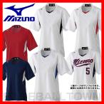ミズノ ソフトボール 練習着・ユニフォームシャツ ゲームシャツ 12JC4F70 取寄