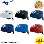 ミズノ ソフトボール キャッチャーヘルメット 2HA580 01 L