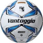 モルテン サッカーボール ヴァンタッジオ5000土用 5号・国際公認球・検定球 F5V5001 スノーホワイト×ブルー