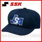 ショッピングSSK 受注生産 SSK 野球 審判用品 JSA審判帽子(塁審・ニットタイプ) BSC951メンズ