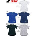 ショッピングSSK SSK 野球 練習着・ユニフォーム 無地メッシュシャツ US0001Mメンズ