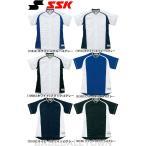 ショッピングSSK SSK 野球 練習着・ユニフォーム 切替メッシュシャツ US0003Mメンズ