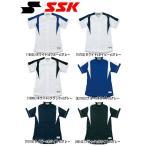 ショッピングSSK SSK 野球 練習着・ユニフォーム 切替メッシュシャツ US0004Mメンズ