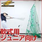 バッティングネット 軟式野球ボール ジュニア キッズ FBN-1714N2 フィールドフォース 少年用 ラッピング不可 あすつく