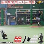 専用ACアダプター付き 変化球対応・バッティングマシン ウレタンハードボール8 球付 フィールドフォース