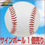 野球用 サインボール 硬式球デザイン 1個売り 個包装済み FSB-0905 フィールドフォース あすつく