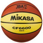 ミカサ バスケットボール 検定球6号 天然皮革 CF6600-NEO