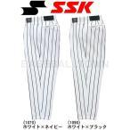 ショッピングSSK SSK 野球 練習着・ユニフォーム ストライプレギュラーパンツ UP002Rメンズ