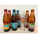 ハワイ コナビール3種類詰め合わせ専用グラス・コースター付きセット