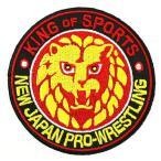 新日本プロレス/NJPW ライオンマーク ワッペン