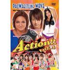 プロレスリングWAVE Action!! Vol.4 DVD