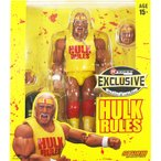 WWE Hulk Rules Hulk Hogan(ハルク・ホーガン) 1 of 3000 Ringside Exclusive画像