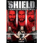WWE The Shield Justice For All 輸入盤DVD