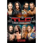 WWE TLC Tables Ladders and Chairs 2018 輸入DVD