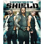 WWE The Destruction of the Shield 輸入盤Blu-ray