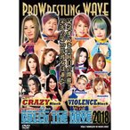 プロレスリングWAVE Catch the WAVE2018 DVD