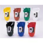 (まとめ)アーテック 水溶性カラー版画インキ 「純」 〔450cc〕 グリーン(草) 紙版画/木版画/全般 〔×5セット〕