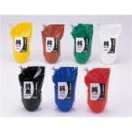 (まとめ)アーテック 水溶性カラー版画インキ 「純」 〔450cc〕 ブラウン(茶) 紙版画/木版画/全般 〔×5セット〕
