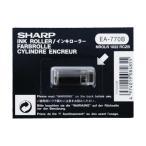 (まとめ)シャープ 電子レジスタ用インキローラ 黒TY0222B 1個〔×10セット〕