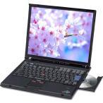 Lenovo レノボ 中古 ノートパソコン ThinkPad T43 2668-6HJ Pentium M メモリ:2GB 6ヶ月保証