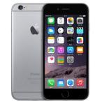 中古 スマートフォン iPhone6 64GB au(エーユー) スペースグレイ 本体 4.7インチ iOS11.1.1 Apple アップル
