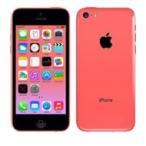 iPhone5c 16GB au(エーユー) ピンク 本体 4インチ iOS9.3.5 Apple アップル 中古 スマートフォン