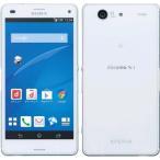 Xperia Z3 Compact docomo(ドコモ) ホワイト 本体 4.6インチ Android5.0.2 SONY ソニー 中古 スマートフォン