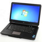 NEC 中古 ノートパソコン Core i5 250GB Win7 VersaPro J タイプVX VJ25M/X-D 15.6型 ランクB 動作A 6ヶ月保証