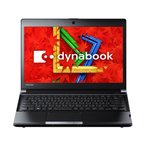 ダイナブック ノートパソコン 中古 dynabook R734/K Core i5 320GB Win7 13.3型 ランクA 動作A 6ヶ月保証