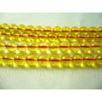 パワーストーン シトリン 黄水晶 ラウンド 6mm 天然石