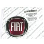 フィアット FIAT 500 リアエンブレム 735565897 純正 パーツ
