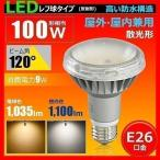 LED電球 E26 100W相当 屋内/屋外兼用 IP65防塵 防水 ビーム角120度 レフ球形 散光形 レフ電球 スポットライト LED ビーム電球形 反射形 LDR9-MGW-RF beamtec